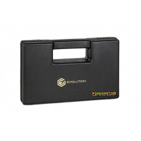 Evolution Pistol Hard Case (misure interne 27x17x6)