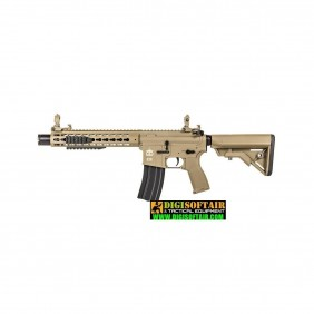 "Evolution M4 Recon UX4 10"" amplified Carbontech tan"