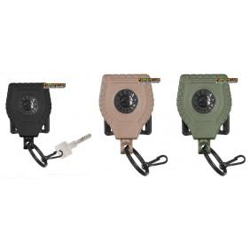 belt loop and molle kit included Vega holster 8v31