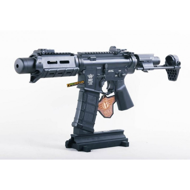 Bolt B4 Pdw Black Ebb With Compact Stock And Dedicated Recoil