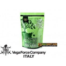 Airsoft bb VFC 0,25gr biodegradable green