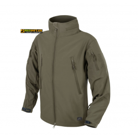 GUNFIGHTER Jacket Shark Skin WINDBLOCKER adaptive green Helikon Tex