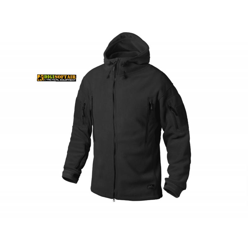 helikon-tex Patriot Heavy Fleece Jacket black