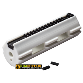 FPS Pistone ZERO-SHOCK alleggerito full metal rack 14 denti Fps