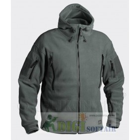 helikon-tex Patriot Heavy Fleece Jacket FOLIAGE GREEN