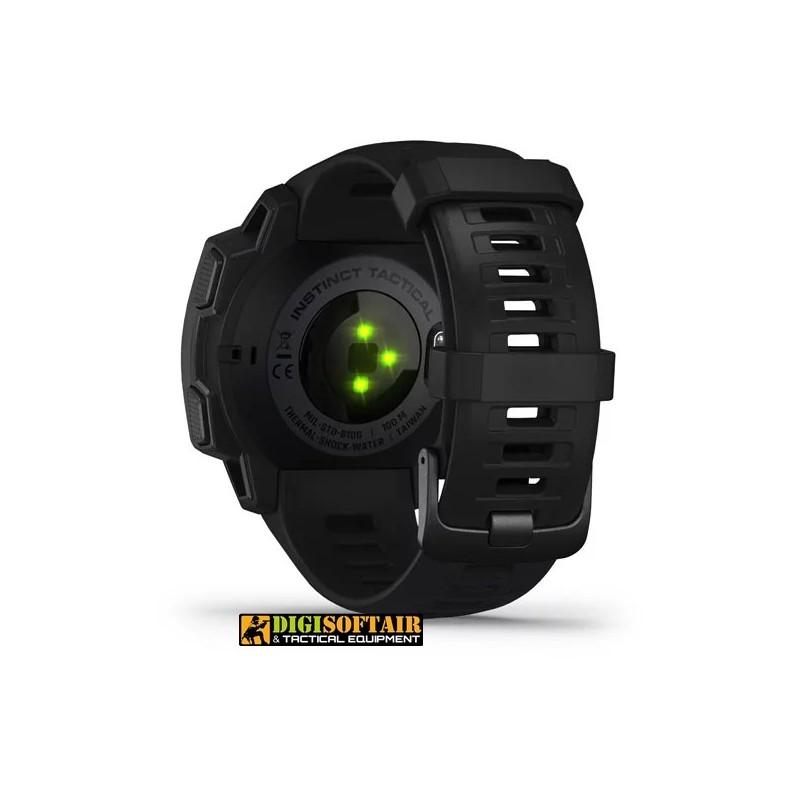 GPS Watch Instinct Tactical Edition black GARMIN Italian