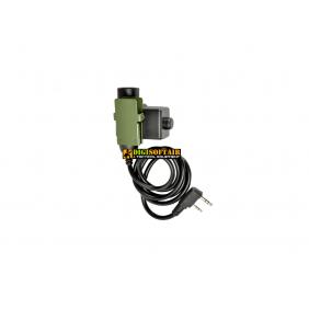 U94 Z-Tactical PTT Kenwood Connector