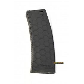 Evolution 450Rd Hi-Cap Mag For M4/M16 black EA0238M