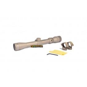 PHANTOM Riflescope 3-9X32 Desert M3018