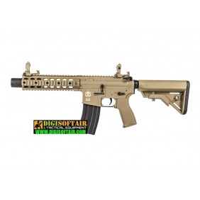 Evolution M4 Recon UX 9 tan Silent Ops Carbontech