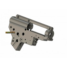 CNC gearbox V2 8mm for VFC - QSC Retroarms 7570