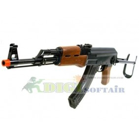 AK47S Full Metal Real Wood 
