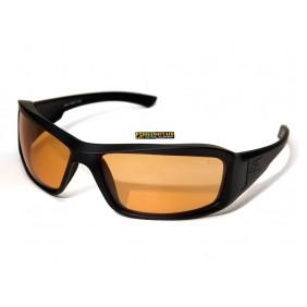 HAMEL EDGE TACTICAL black frame orange lens