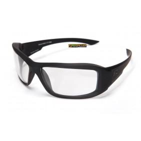 HAMEL EDGE TACTICAL black frame clear lens