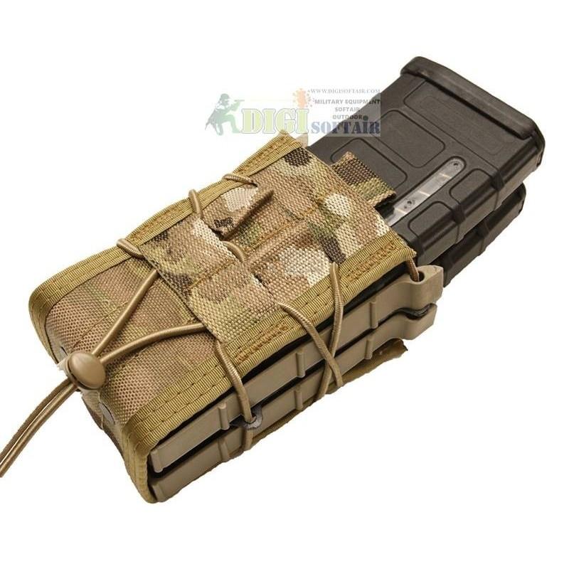HSGI X2R TACO Multicam Double Rifle Magazine Pouch