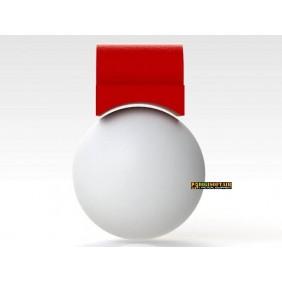 Silicone rubber omega shape HopUp nub Airsoftpro 5182
