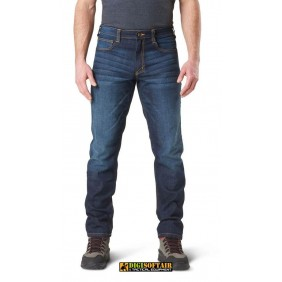 5.11 Defender-Flex Slim Jean indigo 649 74465
