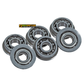 FPS Open Steel Bearings bushings 8 mm B8CA