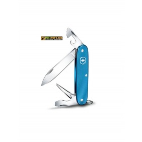 VICTORINOX Pioneer Alox Steel AQUA BLUE Limited Edition 2020 Gift Box