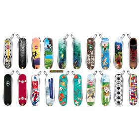 VICTORINOX Classic Limited Edition 2020 complete series 10pcs