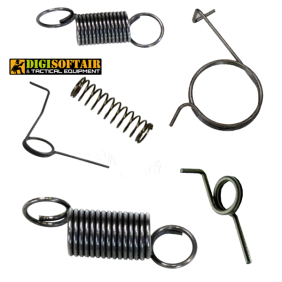 FPS Reinforced Airsoft AEG Gearbox Spring Set for Ver.2 (SMV2)