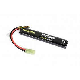 Phantom 1300mAh Lipo 7.4V 20C stick 12.2x21x130 mm
