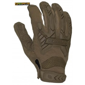 Ironclad Tactical Impact glove coyote BBI-I