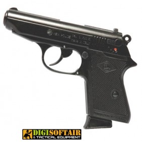 BRUNI PISTOLA A SALVE NEW POLICE CALIBRO 9MM NERA