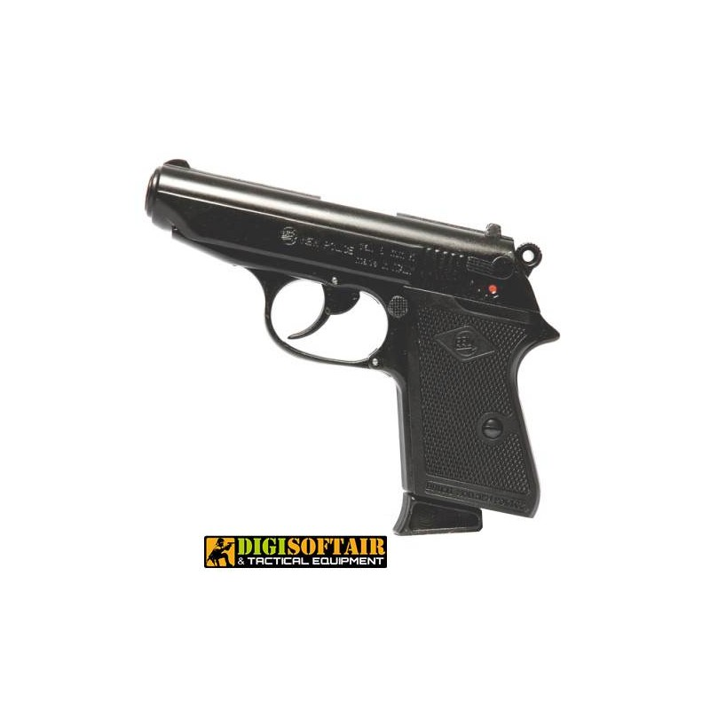 BRUNI Blank guns NEW POLICE 9mm black