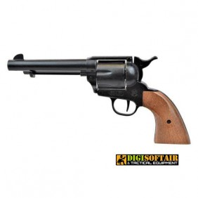 Bruni Revolver top fring black cal 380 blank guns