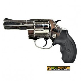New 380 BRUNI NICKEL blank gun cal 380