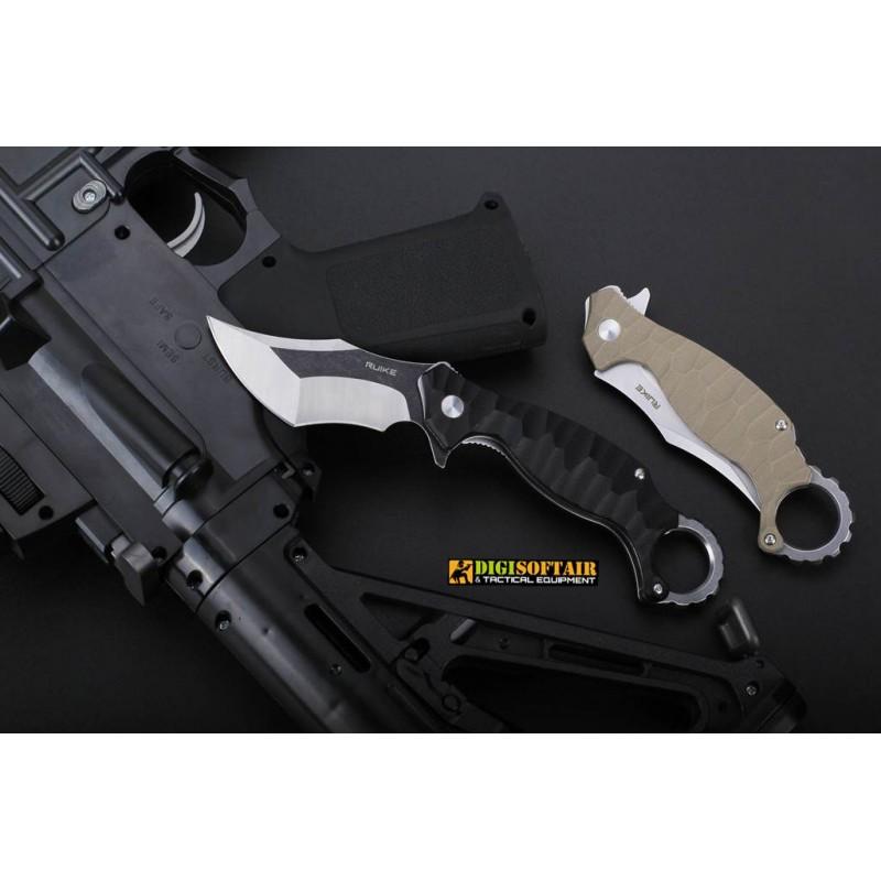 Ruike P881-B1 black knife