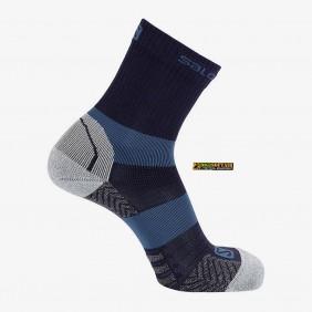 QUEST MID salomon Mood indigo  tecnical socks LC1336900