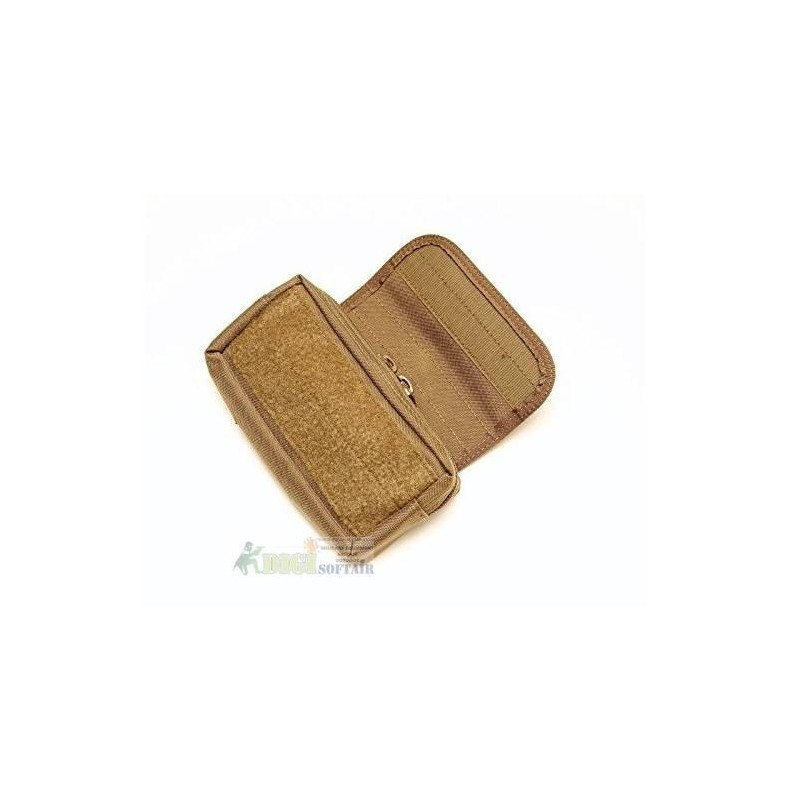 HSGI pogey pouch Coyore brown horizontal