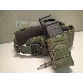 HSGI Sure grip™ Padded belt Olive Drab