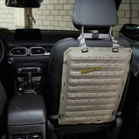 Tasmanian Tiger Modular Front Seat Panel Carbon TT7548
