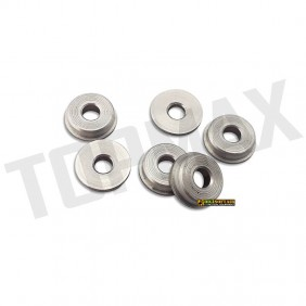 Top Max Boccole INOX 8,00mm a basso profilo TMBC08NX/BP