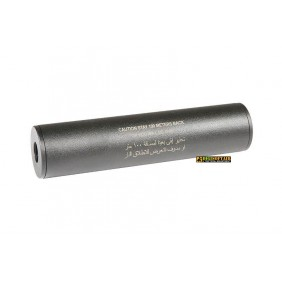 """35x150 """"Stay 100 meters back"""" Covert Tactical standard silencer"""