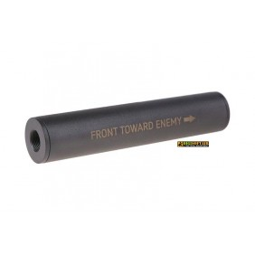 "30x150 ""Front Toward Enemy"" Covert Tactical standard silencer"
