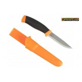 MORA Companion stainless steel Arancione
