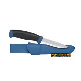 MORA Companion stainless steel navy blu