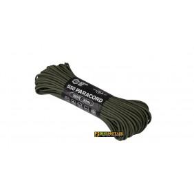 Paracord helikon tex Olive green 30m