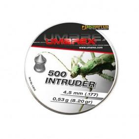 Walther Umarex Piombini intruder cal 4.5mm 0.53gr