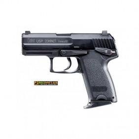 H&k USP Compact BLACK Umarex offical blowback pistol