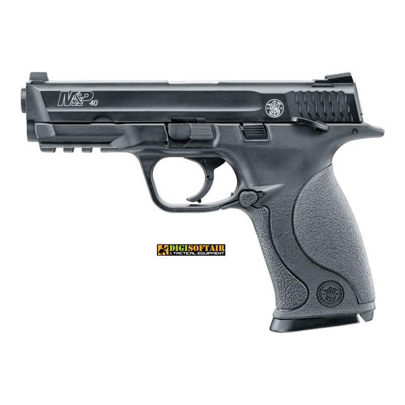 Pistola a co2 smith&wesson M&P 40 ts black umarex  blowback