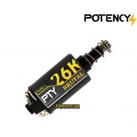 Brutal 26k Long axis motor by Nikk Sakk
