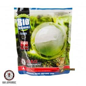 G&G bbs bio 0,23g white