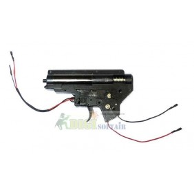 Jing gong Gearbox V 2 7mm completo con cablaggio anteriore