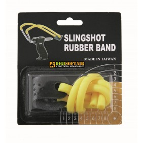 Replacement elastic for slingshot R10129