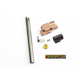 Set Barrel and Hop Up Chamber for Glock G17 / G18 gen.5 (Maple